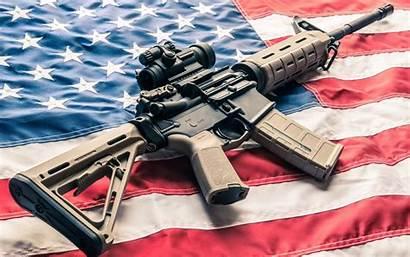Flag American Ar Usa Rifle Assault States