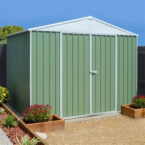 Qiq Fix Sheds by 3 X 3 X 2 4m Garden Shed Bunnings Warehouse
