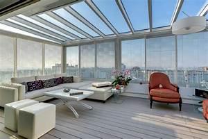 Appartement De Luxe Avec Une Vue Imprenable Sur Paris