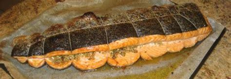 comment cuisiner du fenouil poisson farci aux herbes et cuit au four andre d