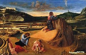 Agony in the Garden Artwork by Giovanni Bellini Oil ...