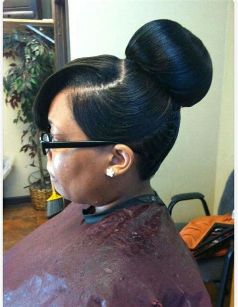 bun  swoop hair styles hair styles hair natural