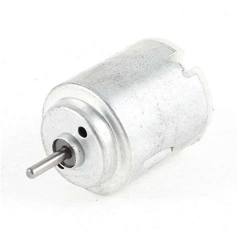 Mini Electric Motor by Electric Mini Motor Dc 1 5 6v 7500rpm 25x20mm For Rc Model