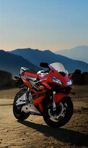 Honda-CBR600rr-Red-Motorcycle-iPhone-Wallpaper - iPhone ...