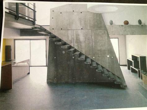 type d escalier r 233 novation d une loge de ferme