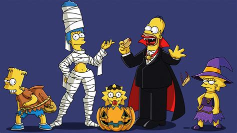 Los Simpson halloween wallpapers, the simpsons especial