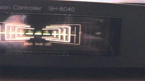 Technics Sh-8040 Space Dimension Controller