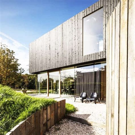 Villa V By Paul De Ruiter Architects by Materials Only For Villa V Designed By Paul De