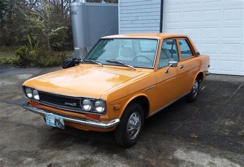 Datsun 510 For Sale by 1972 Datsun 510 For Sale On Bat Auctions Sold For 8 510