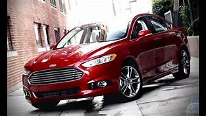 2015 Ford Fusion - Review And Road Test