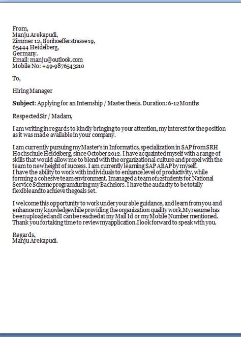 resume cover letter levelings