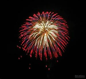 Red, Blue, and Gold Fireworks by 4altaira on DeviantArt