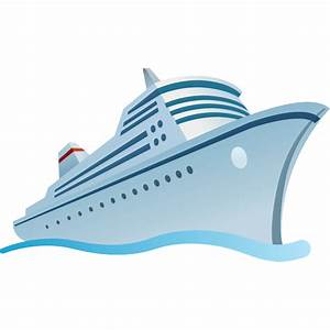 Cruise Ship clipart transparent - Pencil and in color ...