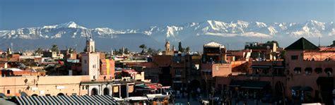 marrakech l localisation h 244 tels riads de charme 224 la m 233 dina