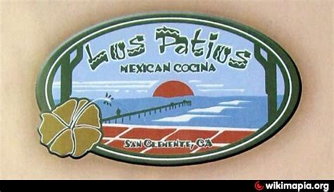 los patios mexican restaurant san clemente california