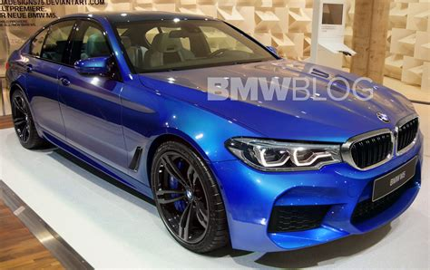 Next F90 Bmw M5 Will Come To Market In Early 2018