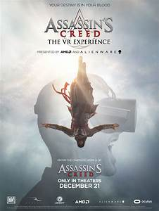 Behind The Making Of The Assassin's Creed Movie VR Experience