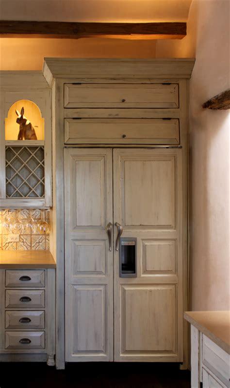 kitchen cabinets refrigerator panels i love the idea of having a wood panel refrigerator door