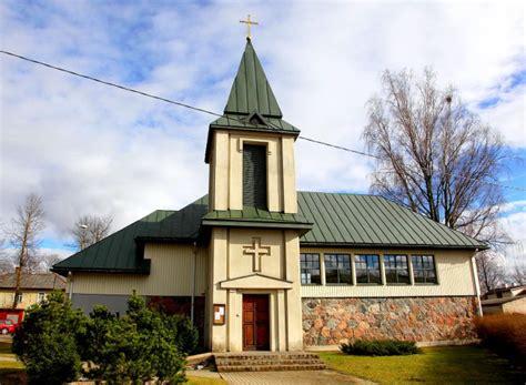 Skrīveru katoļu baznīca