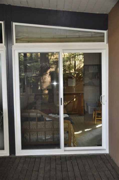 Before & After: Simonton Sliding Patio Door Replacement