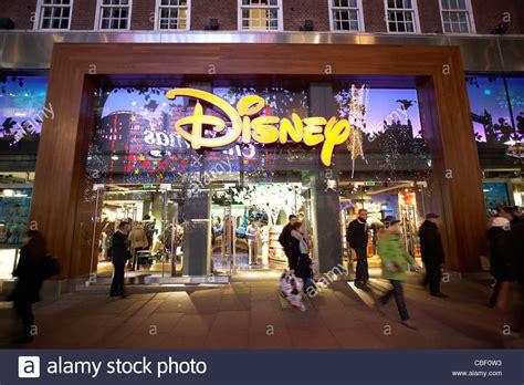 Disney Store Oxford Street London