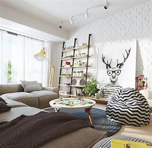Skandinavisch Einrichten Wohnzimmer : skandinavisch wohnen inspirierende einrichtungsideen ~ Sanjose-hotels-ca.com Haus und Dekorationen