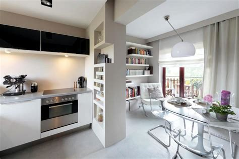 kitchen islands for small kitchens open kitchen with transparent cantilever chairs at the