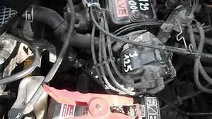 Silnik Toyota Corolla 2e Ee100 1 3 12v 210 000km