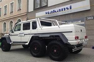 Mercedes 6 6 : mercedes benz g63 amg 6 6 ~ Medecine-chirurgie-esthetiques.com Avis de Voitures