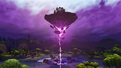 Fortnite Season Cube Update Island Floating Lake