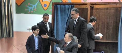 bureau des fraudes vidéo présidentielle en algérie abdelaziz bouteflika