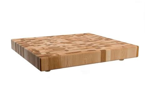 butcher block by the foot labell canadian maple wood cutting board butcher block with wooden feet walmart ca