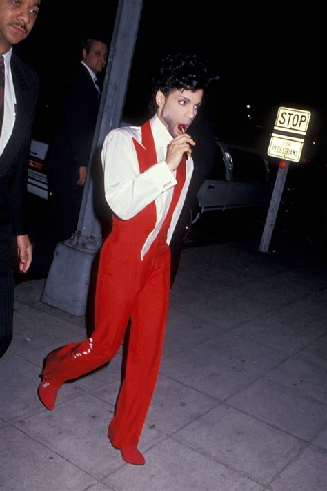 prince yellow jumpsuit prince the fashion icon fashionsizzle