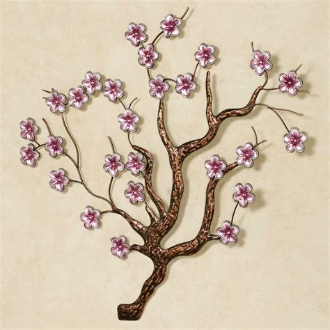 .decorations cozy decor wall sitting room bedroom cherry blossom tree cozy house wall cherry blossom trees removable sitting room , bedroom wall stickers wedding room decoration $7.2. Shimmering Cherry Blossoms Metal Wall Art   Cherry blossom wall art, Cherry blossom wallpaper ...