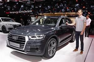 Argus Automobile 2017 Gratuit : prix audi q5 2017 les tarifs du nouveau q5 d voil s photo 1 l 39 argus ~ Gottalentnigeria.com Avis de Voitures