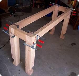 Building a workbench The Woodwork Geek