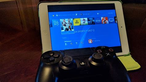 remote play iphone ps4 remote play on ios works with iphone and ipod