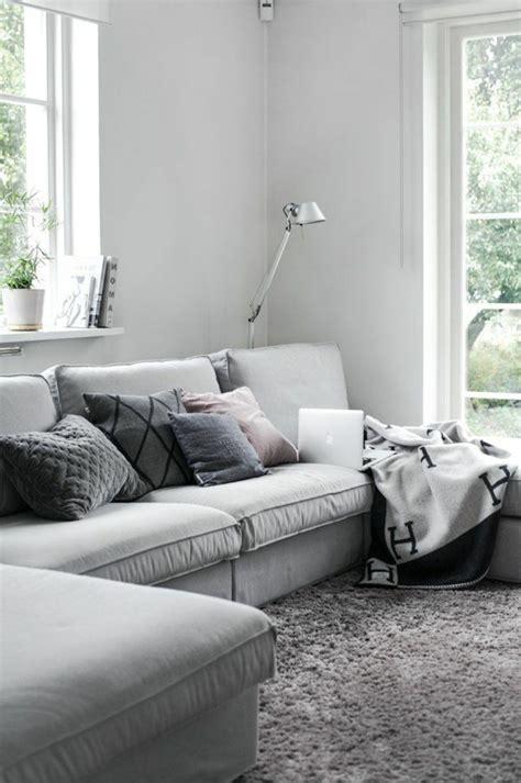 canapé gros coussins le gros coussin pour canapé en 40 photos