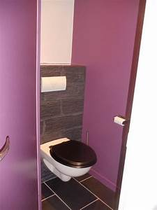 quelle couleur pour les wc obasinccom With quelle couleur dans les wc 4 deco wc mauve