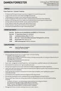 free student nurse resume template carpenter tradesman resume sle resumes design