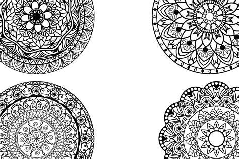 Free svg image & icon. Mandala svg files (181397)   Cut Files   Design Bundles