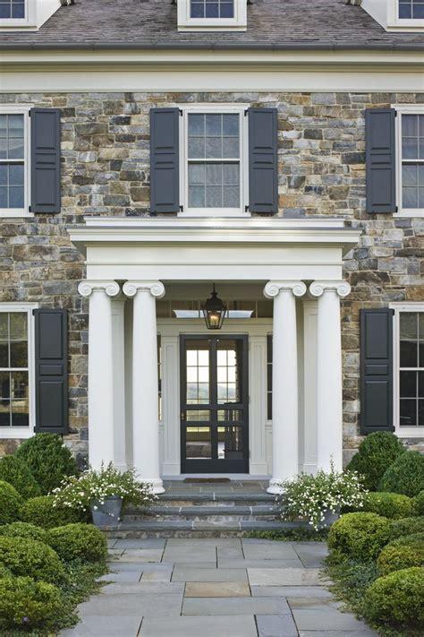 pin  cindy marcum  farmhouse fabulous house shutters