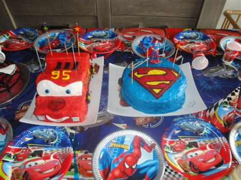 la cuisine c est simple gateau superman un amour de cuisine
