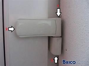 Rglage Porte D39entre En PVC