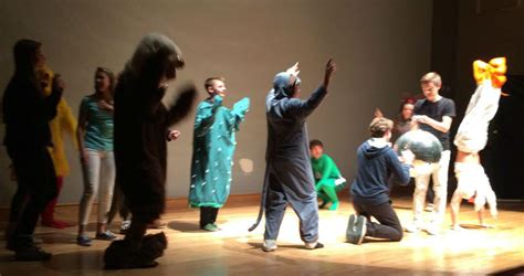 drama plays perform elementary students classes dramatic pirch ms local mrs