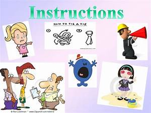 Instructions Year 2 Lesson 1 Ppt By Kayld