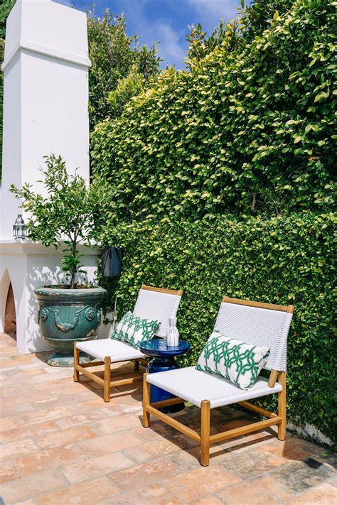beachfront backyard  world market patio overhaul