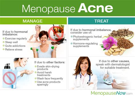 Menopause Acne | Menopause Now