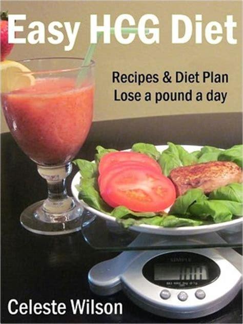 easy hcg diet recipes diet plan lose  pound  day