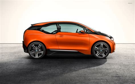 2018 Bmw I3 Concept Coupe Wallpaper Car Wallpapers 16502
